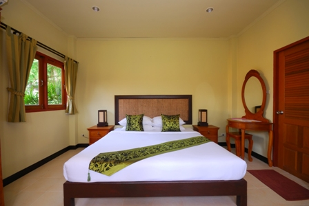 Lipa Lovely Resort - picture - family suite double bed