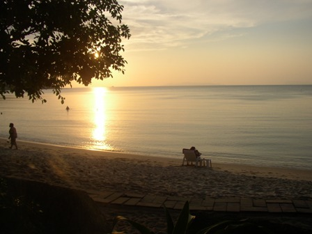 lipa lovely samui / big John seafood - picture:relax at sunset